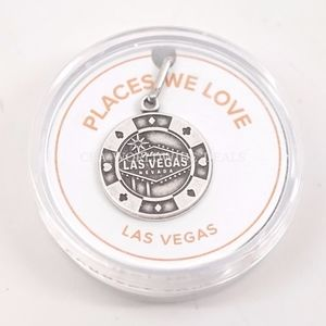 Alex And Ani Las Vegas Poker Chip Necklace Charm